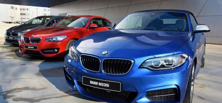 BMW с нова иновация- предвиждане на светофари