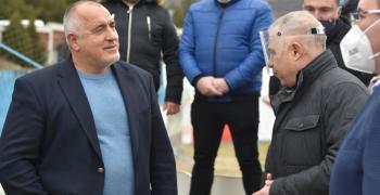 Борисов: Повишение на заплатите се предвижда и за преподавателите във висшите училища