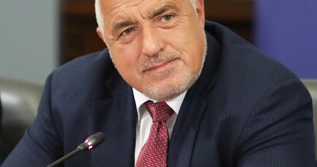 Борисов: След края на мандата отивам да си ръководя партията