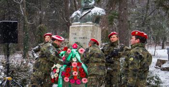 Отбелязваме 172-та годишнина от pождението на Хpиcто Ботев