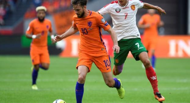 България отново се бори, но Холандия ни срази