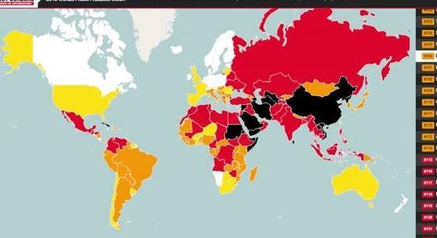 България остава на 111-о място по свобода на медиите