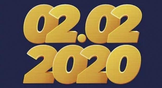 Магическата дата 02.02.2020 г.