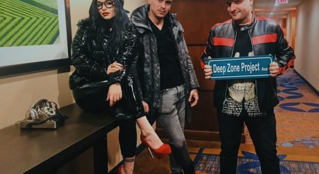 """Deep Zone Project  избухват с новия си хит """"Българка"""""""