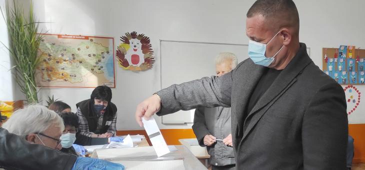 Д-р Душо Гавазов, кандидат за кмет на община Мъглиж: Гласувам за достойно бъдеще и за да продължим започнатото