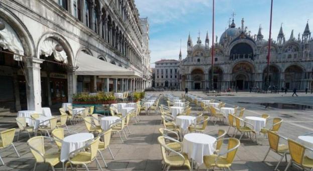 В Италия ще работят само аптеките и магазините за хранителни стоки
