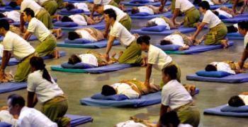 Тайландският масаж вече е част от световното културно наследство на ЮНЕСКО