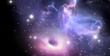 Откриха странна черна дупка