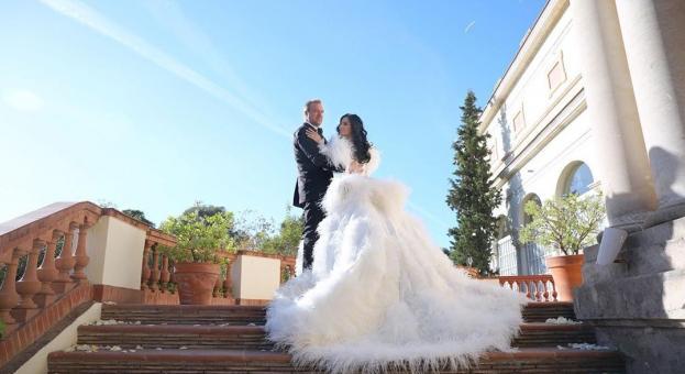 Цеци Красимирова се омъжи за Майкъл Струмейтис