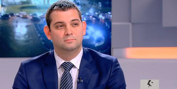 Димитър Делчев: Ще предложим законопроект за справедливо финансиране на партиите чрез регресивна скала