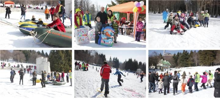 Детски зимен празник на Бузлуджа