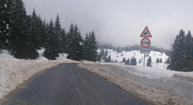 АПИ: Утре се очакват превалявания от сняг