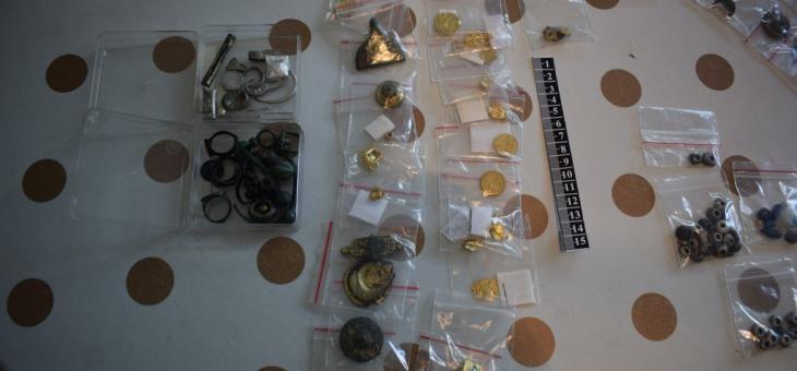 Иззеха голямо количество предмети с висока културно-историческа стойност (СНИМКИ)