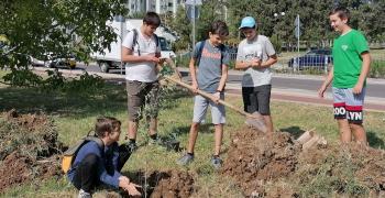 В Стара Загора се проведе ученически еко фестивал
