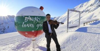 Васко Василев свири от 2525 метров пирински връх   ВИДЕО