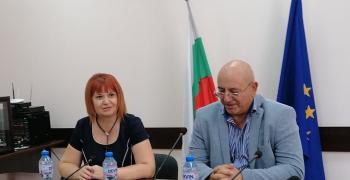 Министър Димитров: Стара Загора не е застрашена от водна криза