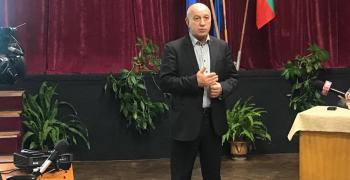 Емил Христов, зам.-председател на Народното събрание: През следващата година имаме рекорден бюджет за отбрана