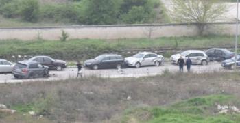 Пияна шофьорка помля 11 коли в Пловдив