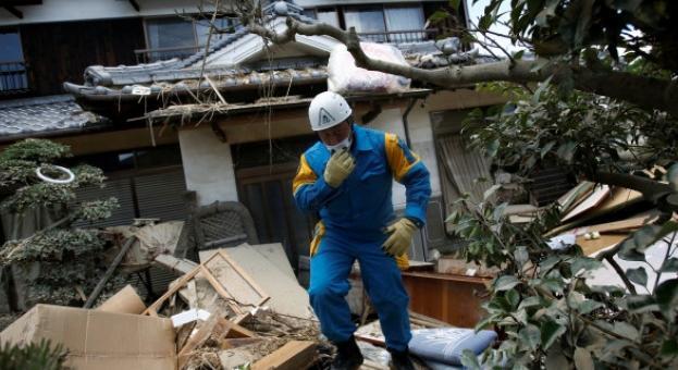 Броят на потвърдените жертви на наводненията в Япония надхвърли 120