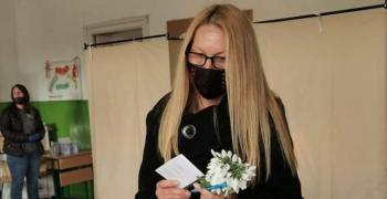 Миглена Филипова, кандидат за кмет на община Мъглиж: Гласувах за промяната