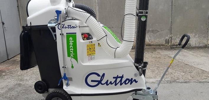 Нова машина почиства Мъглиж