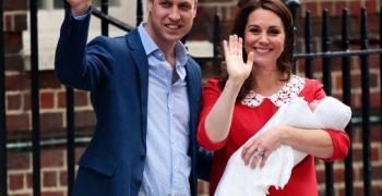 Третото дете на Кейт Мидълтън и принц Уилям: Всичко, което трябва да знаете…..