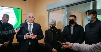 Георги Гьоков, водач на листата на БСП в 27 МИР: Тръгваме с увереност в изборната битка