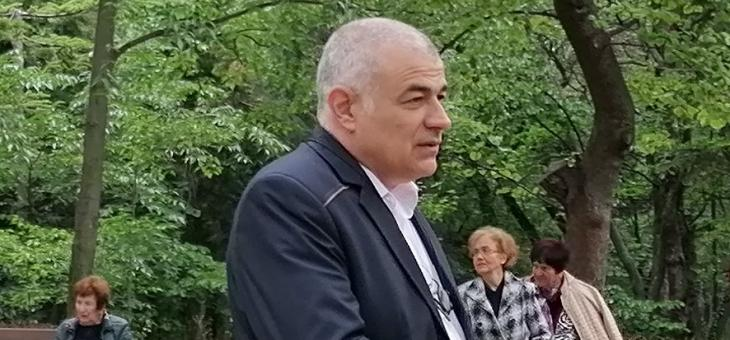 Георги Гьоков, народен представител БСП: Напоследък забравяме за заветите на героите