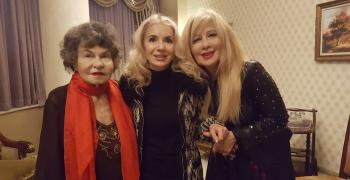Гримьорката на Стоянка Мутафова в Стара Загора: Беше истинска дама