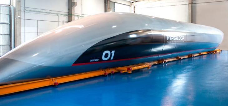 Първата пълноразмерна капсула за Hyperloop вече е реалност.