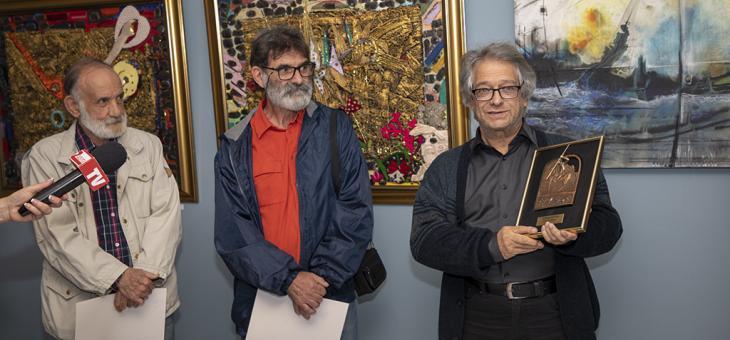 Слави Тенев е носител на голямата награда на Есенния салон в Стара Загора