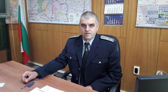 """Нов началник на """"Пътна полиция"""""""