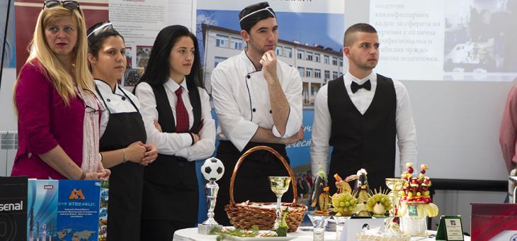 СХР- част от дните на професионалното образование в Стара Загора