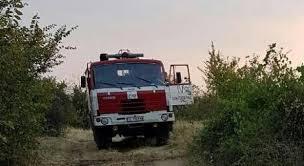 66-годишен мъж почина при пожар в дома си