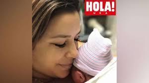 Ева Лонгория роди момченце