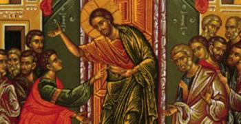Почитаме паметта на свети апостол Тома