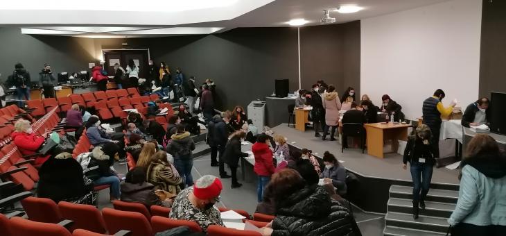 ГЕРБ печели изборите в област Стара Загора