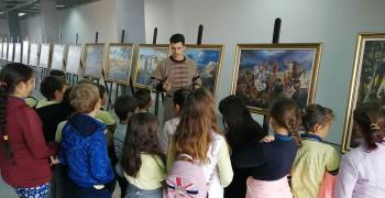 Над 10 000 деца и родители посетиха изложба