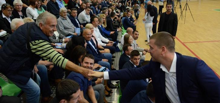 Живко Тодоров, кандидат за кмет на Стара Загора от ГЕРБ:  Продължаваме да работим заедно за един по-добър град (ВИДЕО)