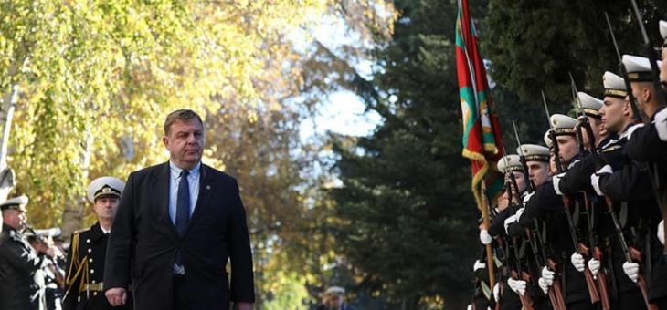 Каракачанов: След 12 години армията ще бъде много по-организирана