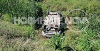 80-годишна жена загина в катастрофа, след като шофира с висока  скорост