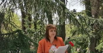 Галина Кирчева, КНСБ - Стара Загора: Да запазим живота на работното място!