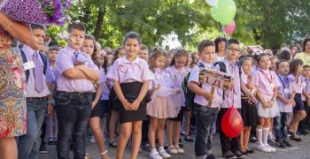 Над 97% от първокласниците са приети по първо желание в училищата на Стара Загора