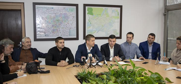 Без увеличение на такса смет в Стара Загора