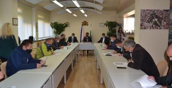 В Казанлък обсъдиха спазването на противоепидемичните мерки