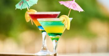 Свежи коктейли в горещите летни дни