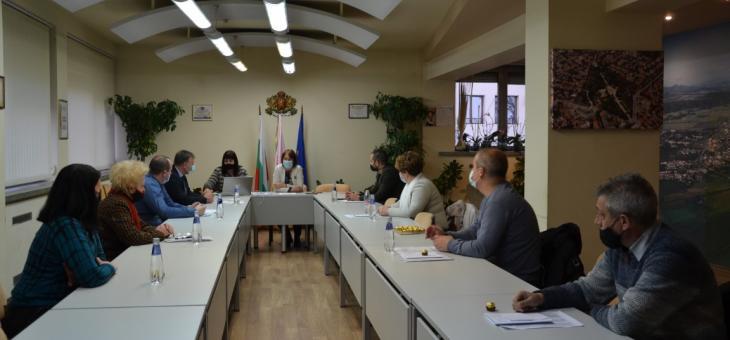 В Казанлък се проведоха консултации за съставите на СИК
