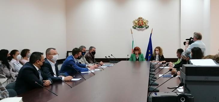 В Областната администрация в Стара Загора ще се проведат консултации за състава на РИК