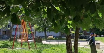 Започва повторно косене на тревни площи в Община Стара Загора