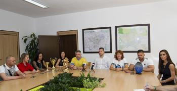 """Община Стара Загора помага на един от най-добрите клубове по културизъм у нас СК """"Кобра"""""""